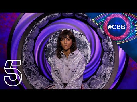 Roxanne Pallett and Ryan Thomas  Celebrity Big Brother 2018