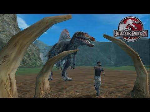 The Cancelled Game Jurassic Park Survival - Jurassic Park Site B - Jurassic Era