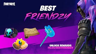 Fortnite Best Friendzy - Play and Earn Free In-game Rewards!