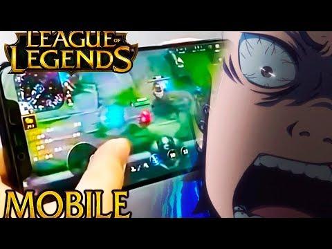 видео: ЛОЛ 100% ВЫЙДЕТ НА  ТЕЛЕФОН [league of lgends/lol]