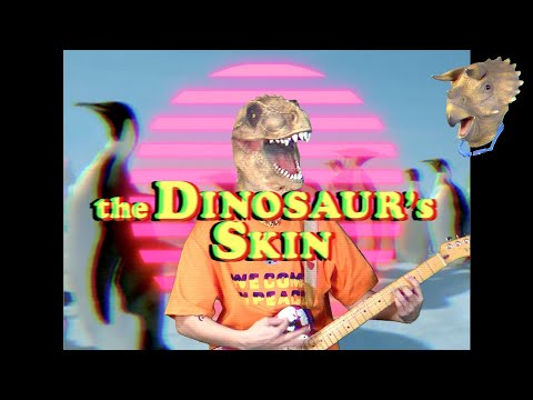 The Dinosaur's Skin 恐龍的皮 - All My Friends Are Dead (Official Music Video)