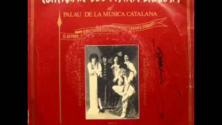 Companyia Elèctrica Dharma - Al Palau De La Música Catalana - SG 1982 (Promo)