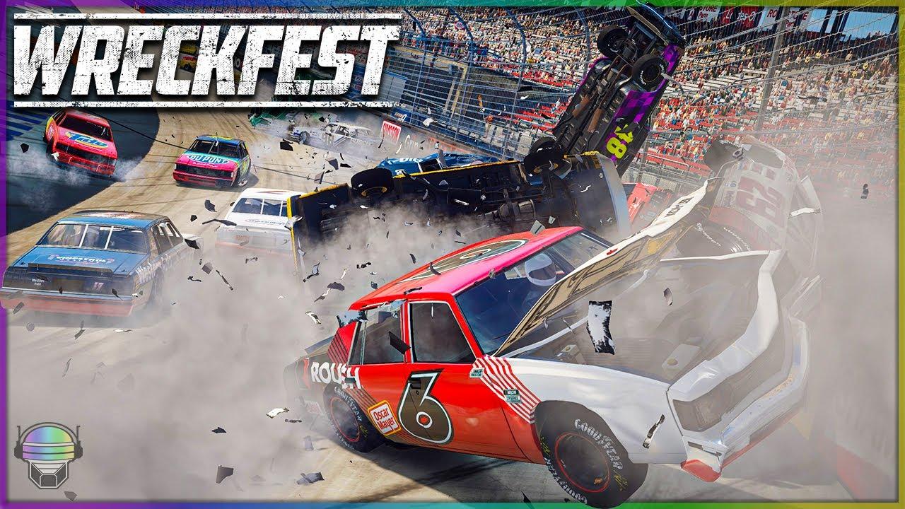 Brad to Roush Bristol BASH! | Wreckfest