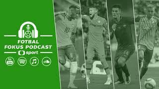 Fotbal fokus podcast: Kterým Čechům v zahraničí by pomohl přestup a má duel s Brazílií smysl?