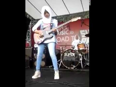 VoB (Voice of Baceprot) - The Enemy of Earth is You - Live At Pantai Sajang Heulang
