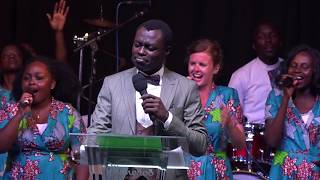 Apostle Grace Lubega - Nsanyuse and Erinnya lya Yesu - music Video