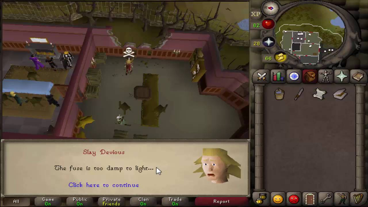 OSRS Misthalin Mystery Quest Guide 2017 (Same as Halloween Event ...