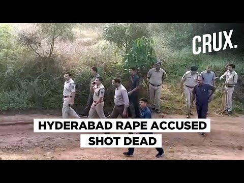 Hyderabad Rape Case | All Four Accused Killed In Police Encounter At Crime Spot Mp3