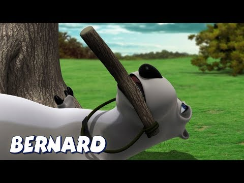 Bernard Bear | Mouth Slingshot AND MORE | Cartoons for Children