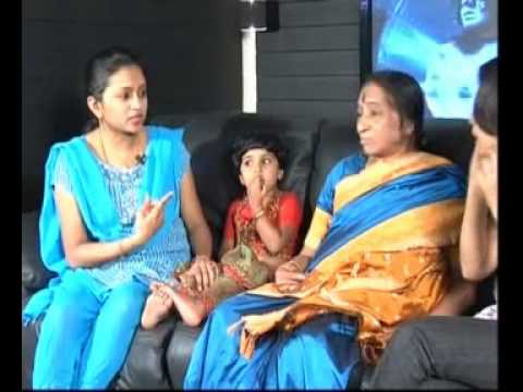 Chit Chat with TV Star Suma and her family