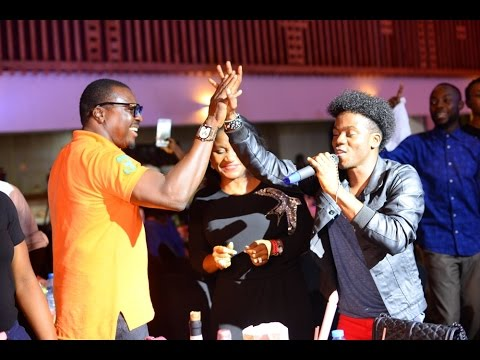 Korede Bello Somebody Great Live Stage Performance