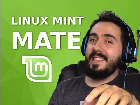 Linux Mint 18 MATE Desktop - Review