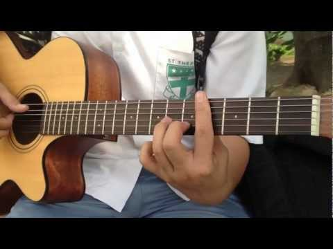 Untitled guitar cover-maliq