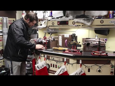 Behind The Scenes With The Hershey Bears Equipment Staff