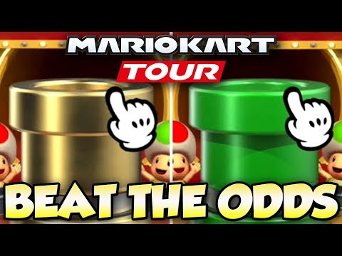 How to MAXIMIZE YOUR ODDS in Mario Kart Tour! | PIPE GUIDE