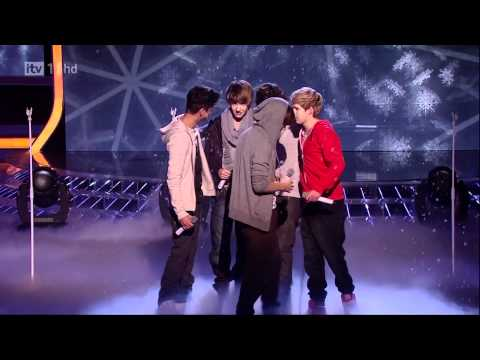 One Direction - The X Factor 2010 Live Final - Your Song (Full) HD