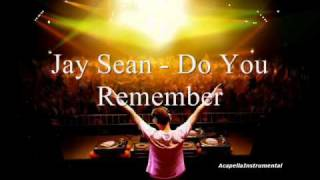 Jay Sean - Do You Remember :: Instrumental mp3