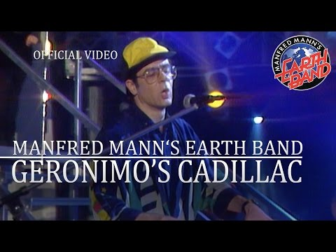 Manfred Mann's Earth Band - Geronimo's Cadillac (Peters Pop Show, 05.12.1987) OFFICIAL