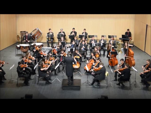 Concierto de Reyes de la Joven Orquesta Sinfónica