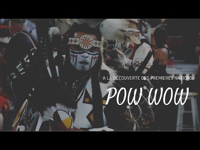 POW WOW WENDAKE 2018 | #QUEBEC | 🎥 SONY AX100 4K