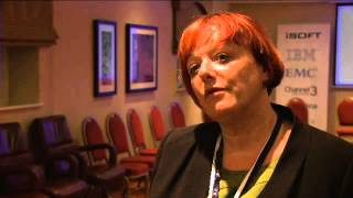 Angela Single, Health Wellness and Innovation Lead, BT Health talks about the NHS