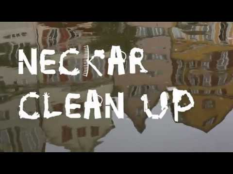 Jasmin Sessler: Neckar Clean Up