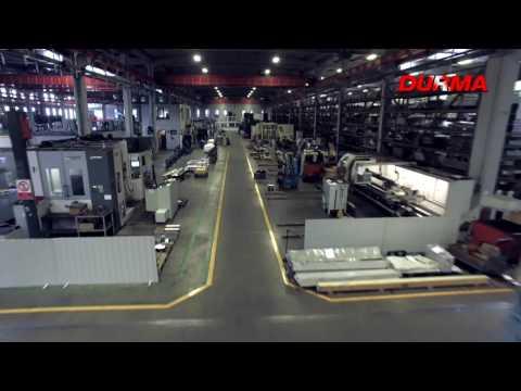 Visite d'usine DURMA représenté par France Machines Outils
