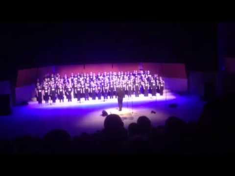 True Colours Basingstoke Rock Choir, Anvil 17.07.2014