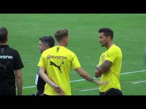 reds x Borussia Dortmund