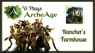 ARCHEAGE Game Play & Tutorial - Guide - 24x24 RANCHER