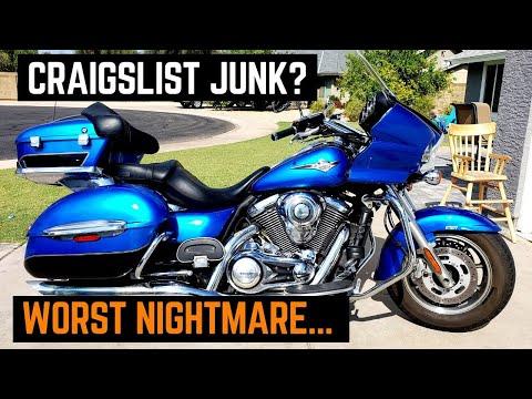 Craigslist Junk? What Happened AFTER Selling My Kawasaki On Craigslist
