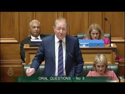 Question 8 - Phil Twyford to the Minister for Building and Construction
