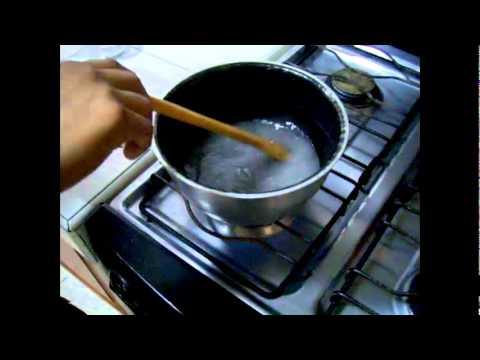 Trabajando con el almidón - Ciencia de los Alimentos - YouTube