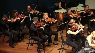 Rachmaninov 2nd Piano Concerto, 3rd movement, Israel Camerata Orchestra