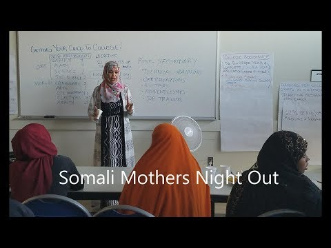 Seattle: Somali Mothers Night Out