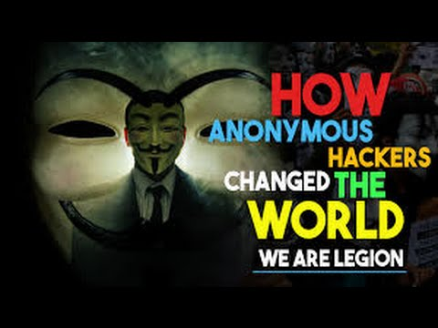 (2016) Anonymous - Documentary - How Anonymous Hackers Changed the World Full Documentary