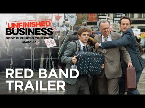 Unfinished Business | Official Red Band Trailer [HD] | 20th Century FOX