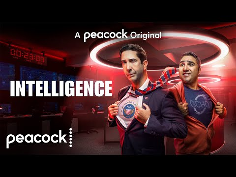 Intelligence Season 2 | Official Trailer | Peacock Original