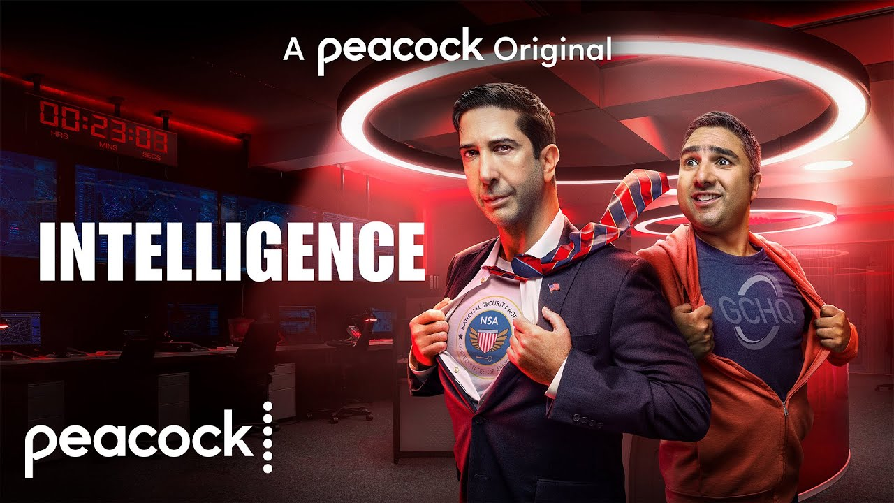 Download Intelligence Season 2   Official Trailer   Peacock Original