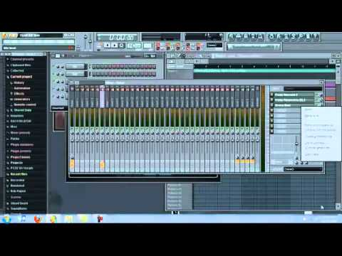 how to add effects in fl studio