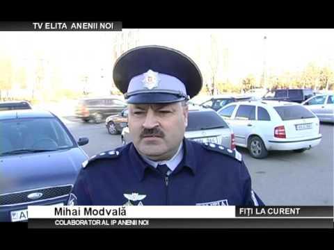 Ziua Poliţiei Naţionale la Anenii Noi (2015)