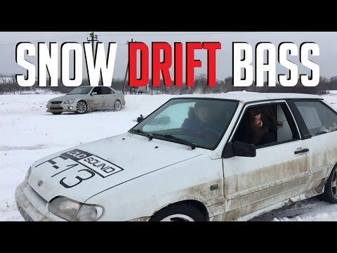 SNOW! DRIFT! BASS! - КРАСИВОЕ ВИДЕО НА РОЖДЕСТВО!
