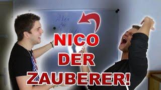 ER TICKT WIEDER AUS! | NICO DER ZAUBERER | DIE SHOW Ep.1 - Alexander Straub