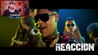 Se Que Quiere Remix - De La Ghetto Ft. Brytiago, Jon Z & Almighty - Reaccion