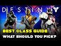 Destiny 2 Best Class Guide 2020 |Destiny 2 beginner guide