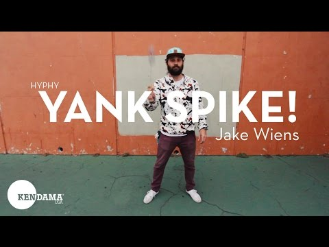 Kendama USA - Tutorials - HYPHY - Yank SPIKE!