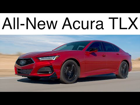 All-New 2021 Acura
