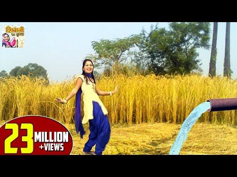 शिवानी ने खेत में किया जबरदस्त डांस !! DJ Rimix !! लेडीज लोकगीत !! Shivani Ka Thumka