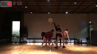 blackpink ddududdudu 뚜두뚜두 블랙핑크 original choreography by yg crazy dancer