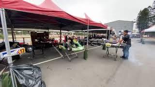 永安卡丁車場,2020年大魯閣YAMAHA SL卡丁車錦標賽,賽車現埸整備區直播實況